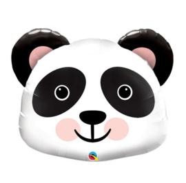 Panda folie ballon 53cm
