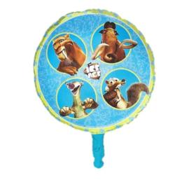 Ice Age folie ballon 45cm