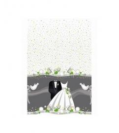 Tafelkleed bruiloft