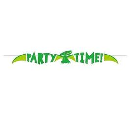 Dino letterslinger partytime 152cm