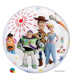 Toy Story bubble ballon doorzichtig 55cm