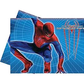 Spiderman tafelkleed plastic 120 x180cm
