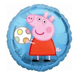 Peppa Pig folie ballon 45cm