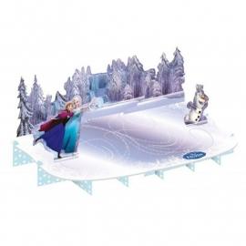 Frozen gebakschaal