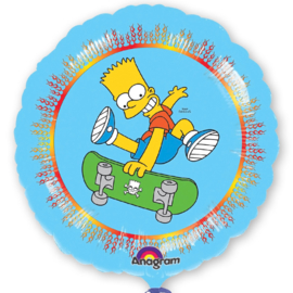 Simpsons folie ballon 45cm