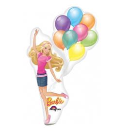 Barbie folie ballon mini 25cm