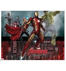 Avengers tafelkleed plastic 120x180cm