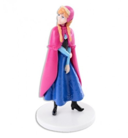 Frozen taarttopper Anna 8cm