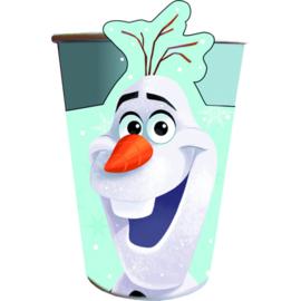 Frozen Olaf bekers 8 stuks 200ml