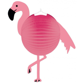 Flamingo lampion