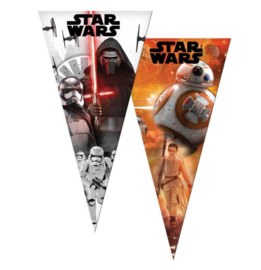 Star wars snoepzakken 6 stuks