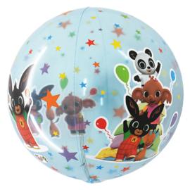 Bing ballon doorzichtig 45cm