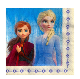 Frozen 2 servetten 16 stuks 33x33cm