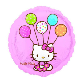 Hello Kitty folie ballon 45cm