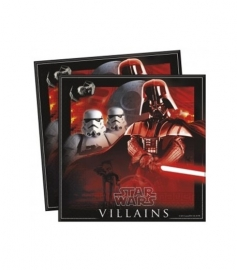 Servetten Star Wars 20 stuks