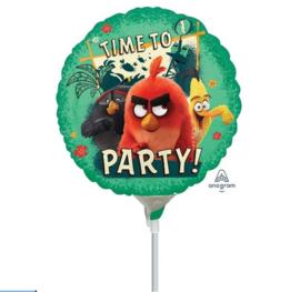 Angry Birds 2 folie ballon op stok
