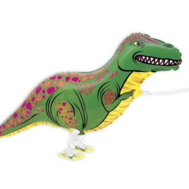 T Rex walking folie ballon 88cm