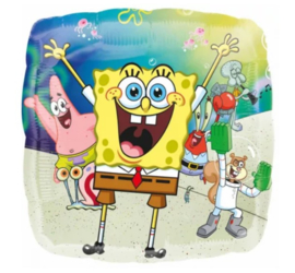 Spongebob folie ballon 43cm