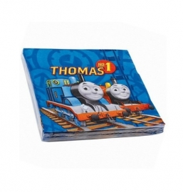 Thomas & friends servetten 20 stuks