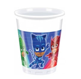 PJ Masks 8 bekers 200ml