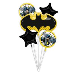 Batman folie ballonnenset 5 stuks