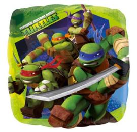 Ninja Turtles folie ballon 45cm