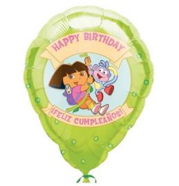 Dora folie ballon 61cm