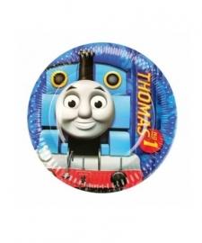 Thomas & Friends borden 8 stuks 20cm