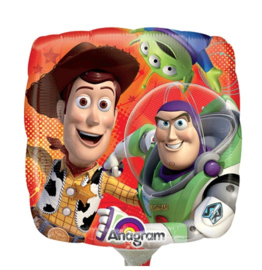 Toy Story folie ballon op stokje 23cm