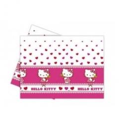 Tafelkleed Hello Kitty kinderfeest 120 x180