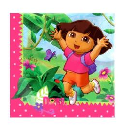 Dora servetten 20 stuks 33x33cm