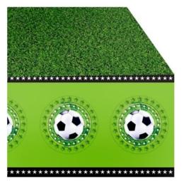 Voetbal tafelkleed 130x180cm