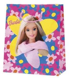 Barbie cadeautas papier 30x41x12cm