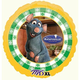 Ratatouille folie ballon 45cm