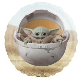 Star Wars Mandalorian folie ballon 43cm