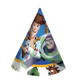 Toy Story feesthoedjes 6 stuks