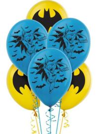 Batman ballonnen 5 stuks