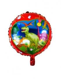 Dinosaurus folie ballon