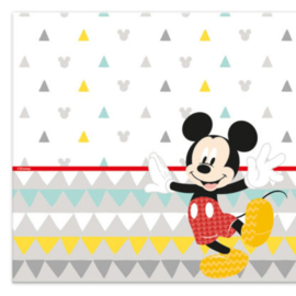 Mickey Mouse tafelkleed plastic 120x180cm