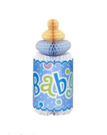 Tafeldecoratie babyshower geboorte jongen