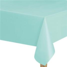 Tafelkleed mintgroen 120x180cm