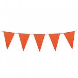 Oranje vlaggenlijn koningsdag WK EK
