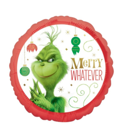 De Grinch folie ballon 45cm