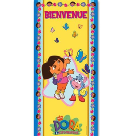Dora deur banner 67,5x150cm