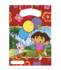 Dora uitdeelzakjes 6 stuks