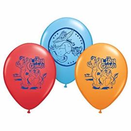 The Lion King ballonnen 6 stuks