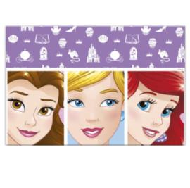 Prinsessen tafelkleed plastic 120x180cm