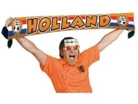 Holland sjaal oranje feest