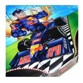 Formule 1 Max tafelkleed 130x180cm