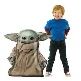 Star Wars Baby Yoda airwalker ballon 78cm
